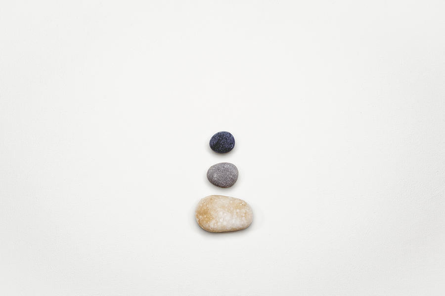 Minimalist Photograph - Learning To Let Go by Scott Norris