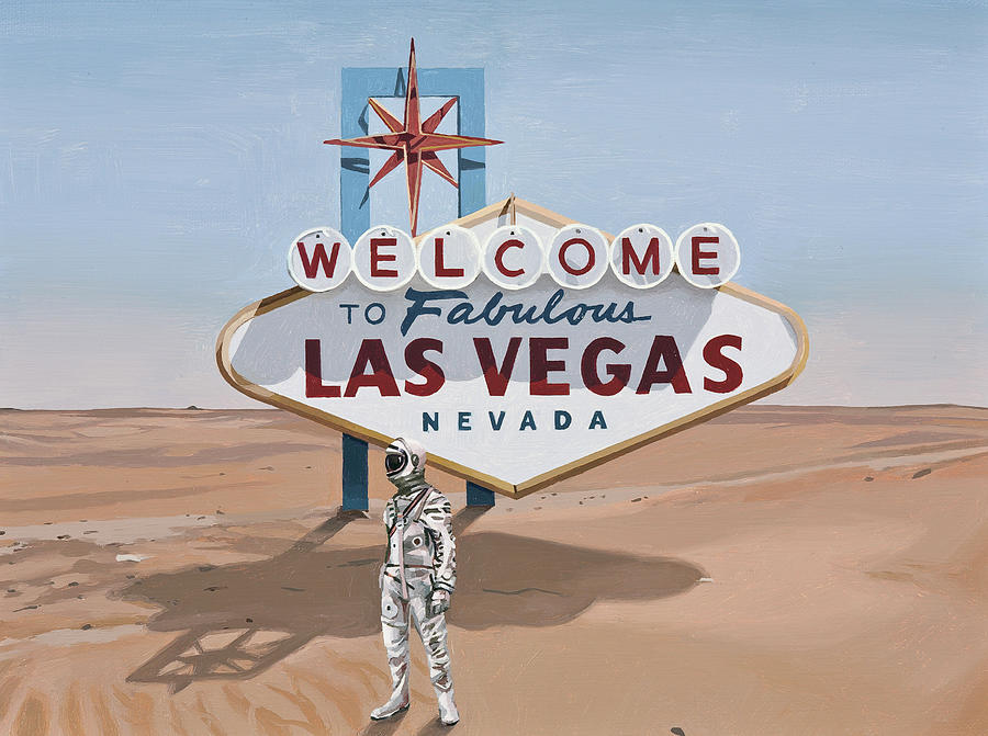 Leaving Las Vegas by Scott Listfield