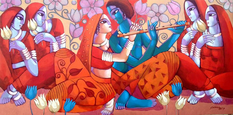 Leela Painting