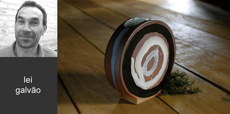 Flat Ceramic Art - lei by Cunha Ceramica