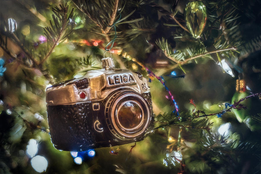 Leica Christmas Photograph