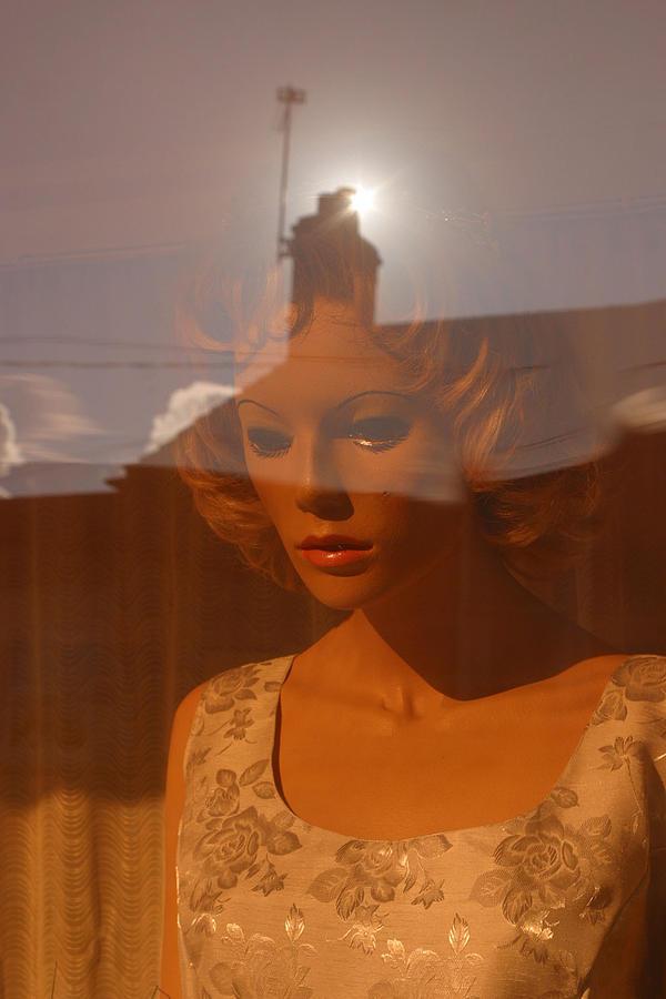 Photographer Photograph - Leja Troubled by Jez C Self