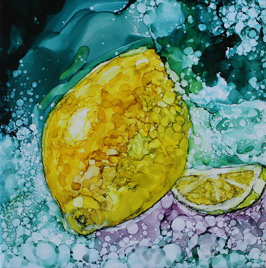 lemon/Lime by Ruth Kamenev