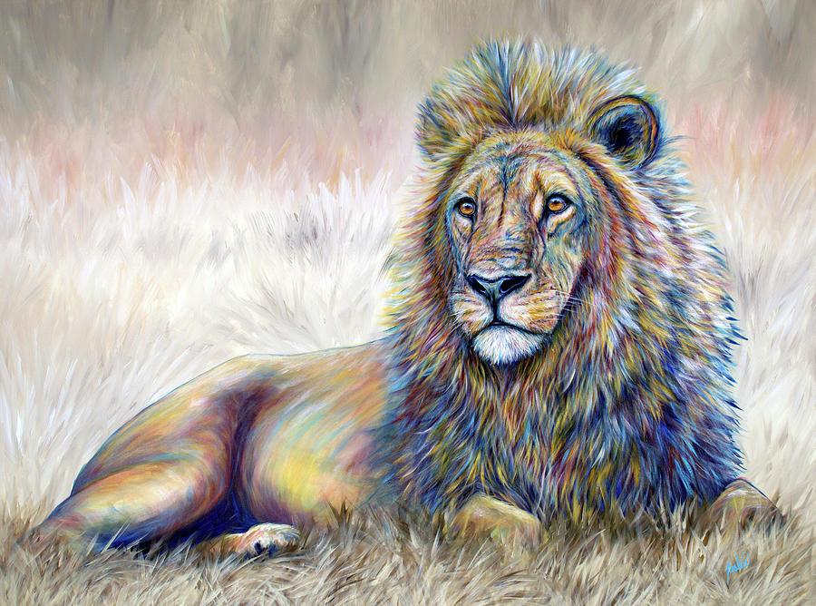 Leo by Teshia Art