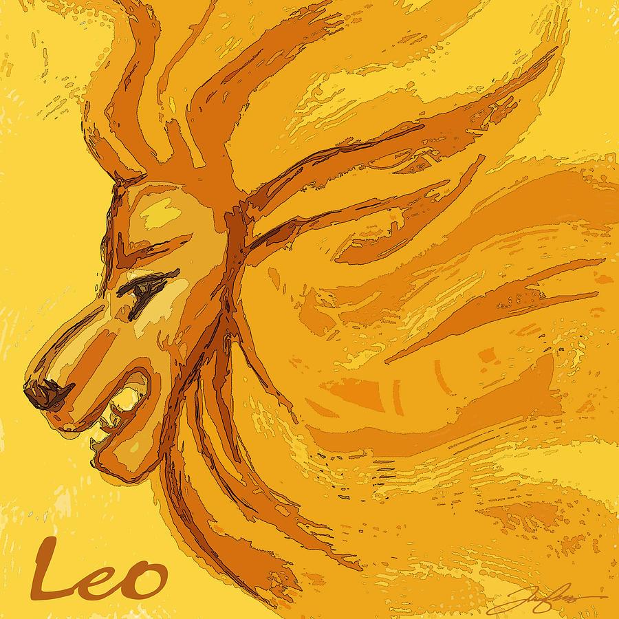 Leo by Tony Franza