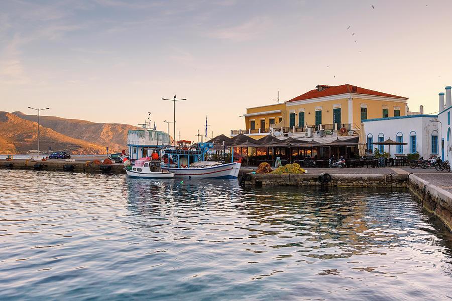 Greece Photograph - leros XII by Milan Gonda