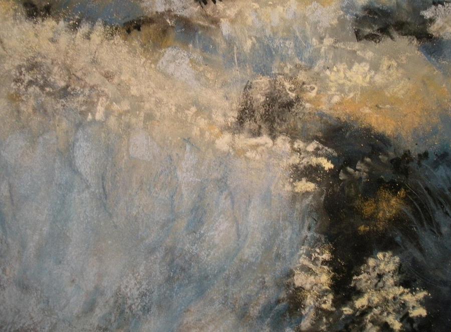 Pastel Pastel - Les Petite Fluers II by Anita Stoll