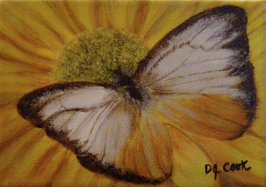the painted little butterfly essay