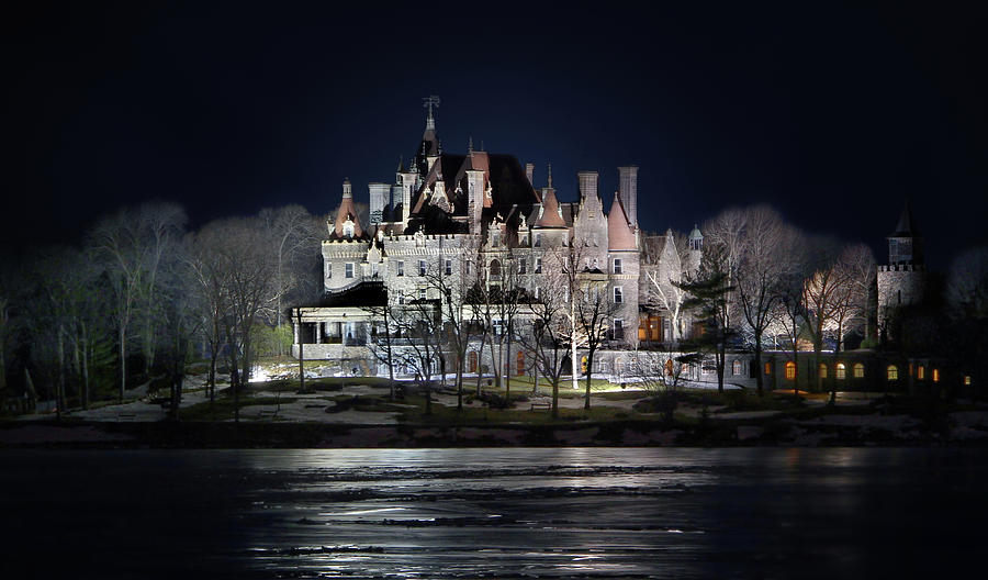 Thousand Islands Photograph - Let The Light On by Lori Deiter