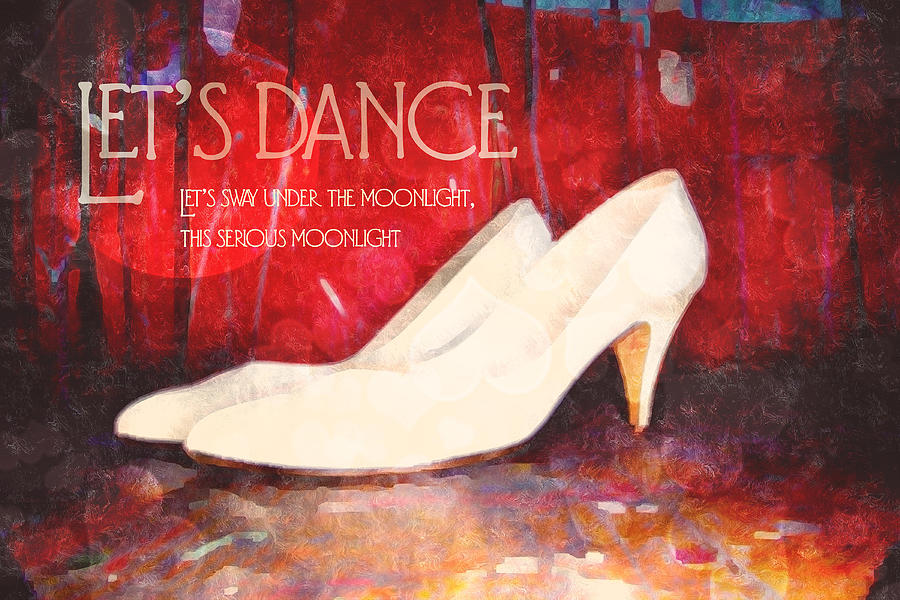 Lets Dance Painting