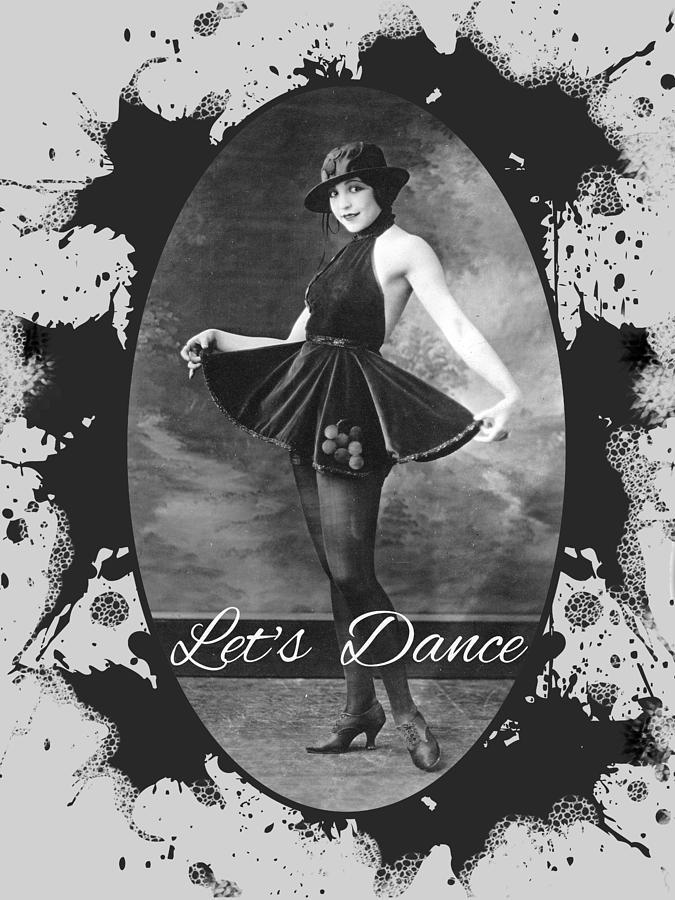 Lets Dance by Robert G Kernodle