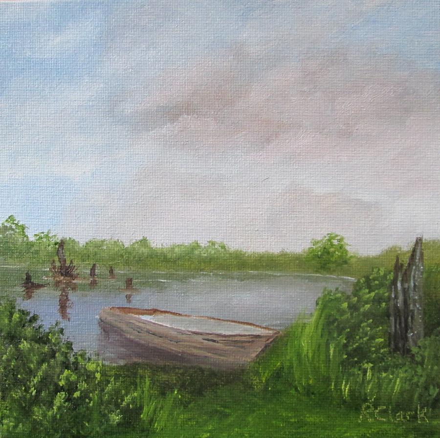 Let's Go Fishing by Robert Clark