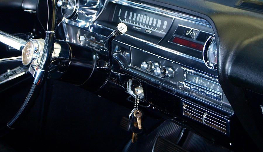 Car Photograph - Lets Go by James Granberry