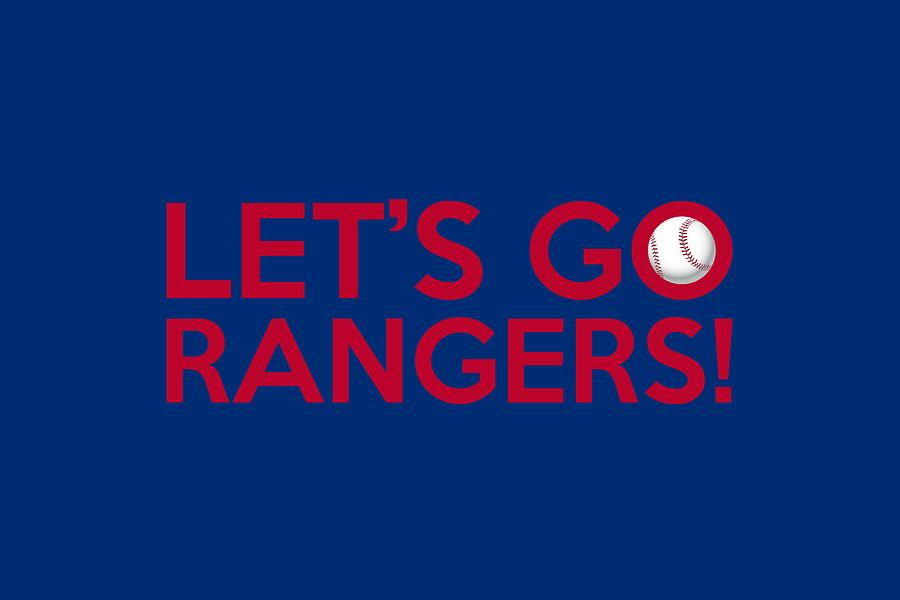 Image result for let's go texas rangers