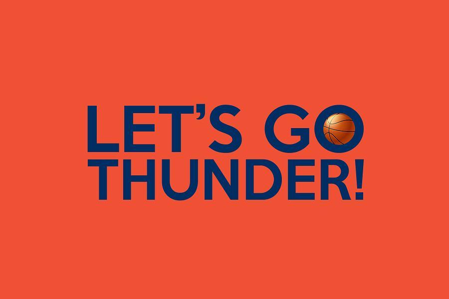 Let's Go Thunder by Florian Rodarte