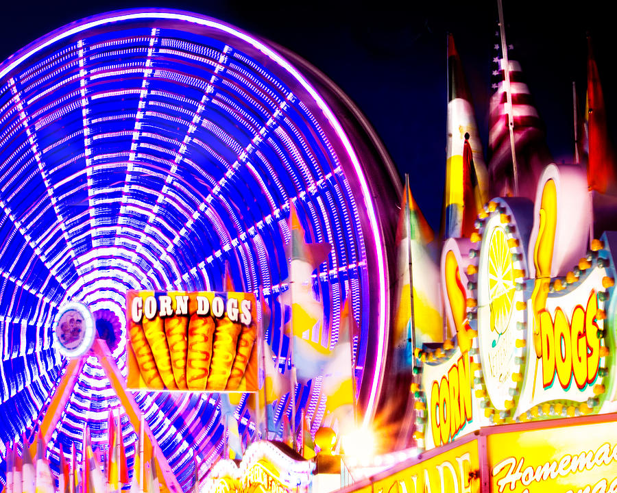 Lets Go To The Midway Photograph