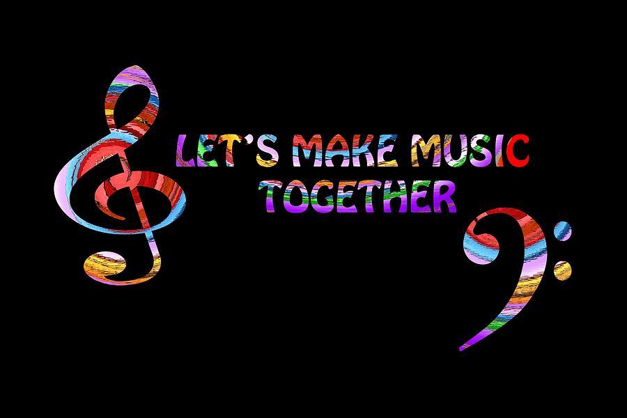 Let's Make Music Together by Gill Billington