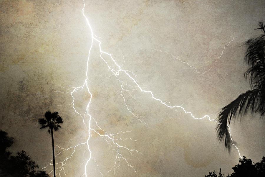 Lightning Photograph - Lets Split by James BO  Insogna