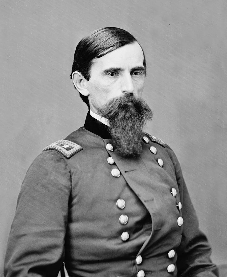 History Photograph - Lew Wallace 1827-1905, American Civil by Everett