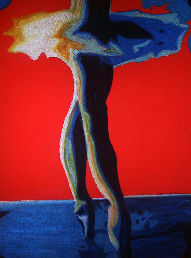 Abstract Pastel - Leyla by Dorneisha Batson