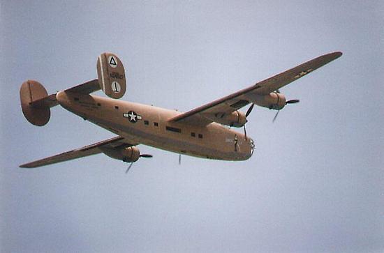 Airplane Photograph - Liberator Airplane Usaf by Georgina Brandt