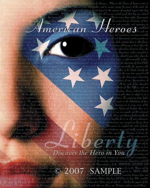 Hero Photograph - Liberty Icon of Heroes by Scott Collins