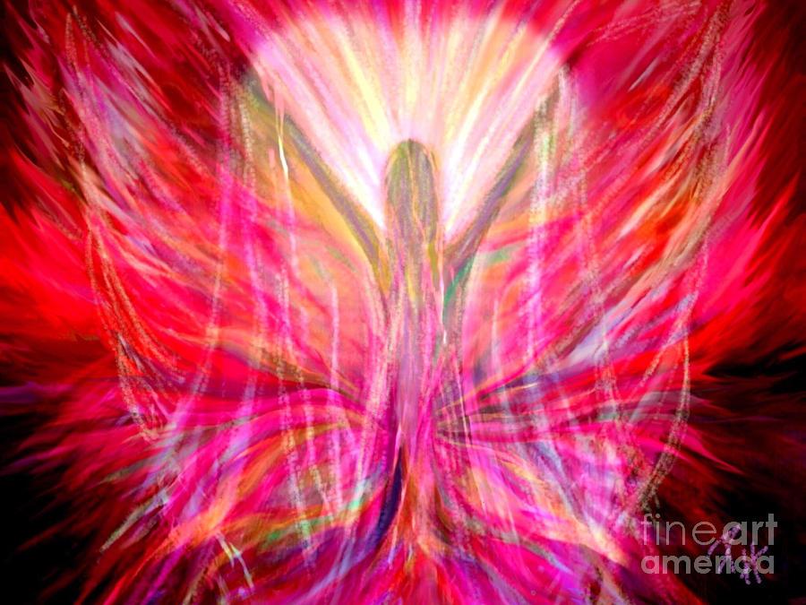 Liberty in my heart by Pam Herrick