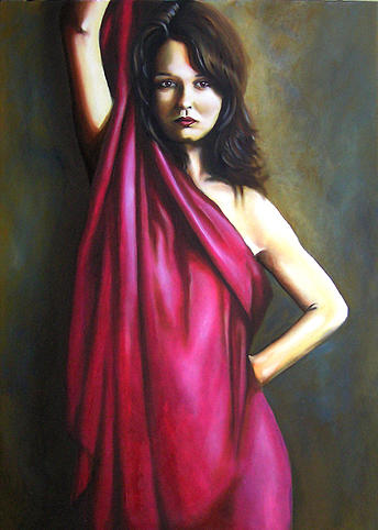 Painting Painting - Libra by Avihai Cohen