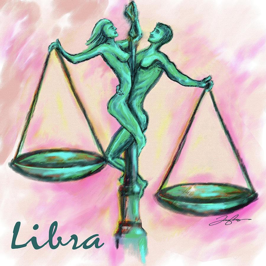 Libra by Tony Franza