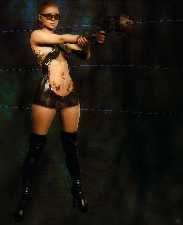 Licenced To Kill by Maynard Ellis