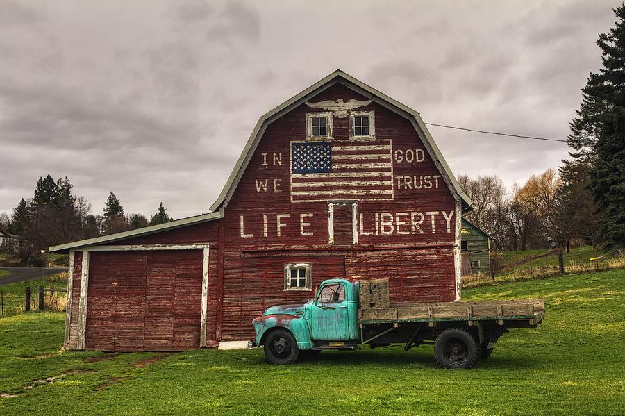 Life And Liberty Photograph