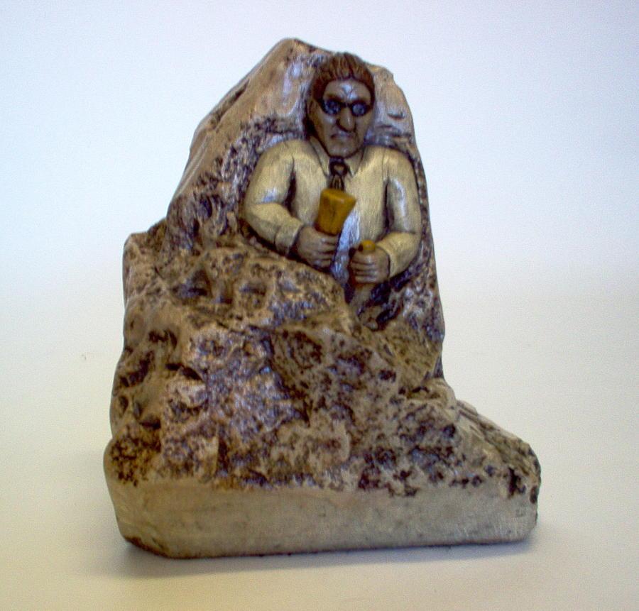 Sculpture Sculpture - Life by C W Hooper