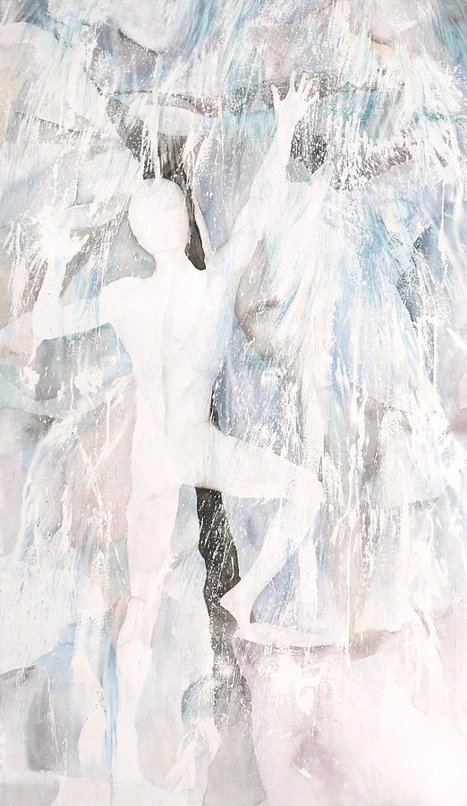 Watercolor Painting - Life by Cory Calantropio