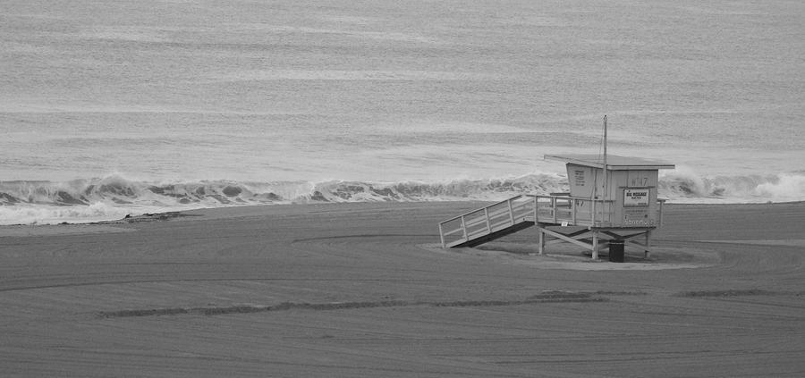 Beaches Photograph - Life Guard Stand by Shari Chavira