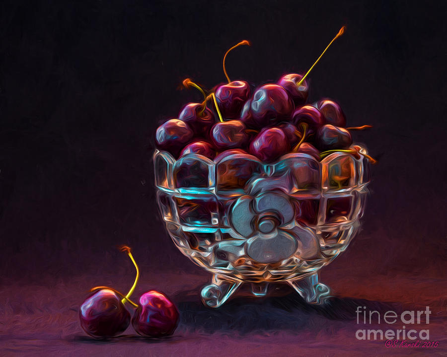 Life is a Bowl of Cherries by Sue Karski
