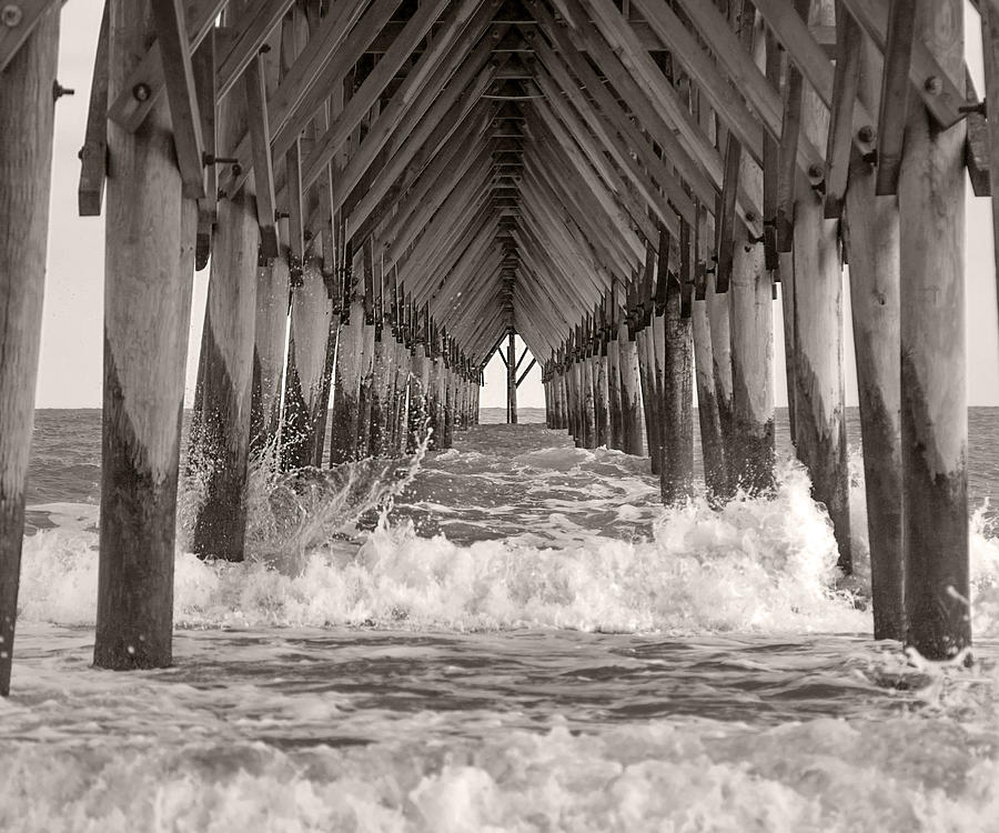 Topsail Photograph - Life Is Good On Topsail Scp by Betsy Knapp