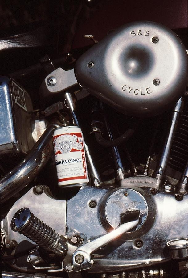 Harley Davidson Photograph - Life Liberty And The Pursuit Of Happiness by Don Youngclaus