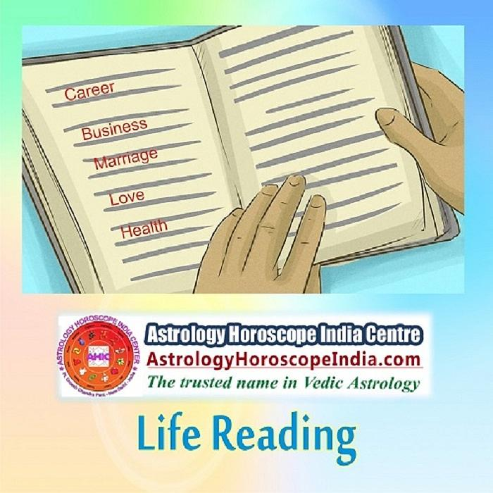 Life Reading Report
