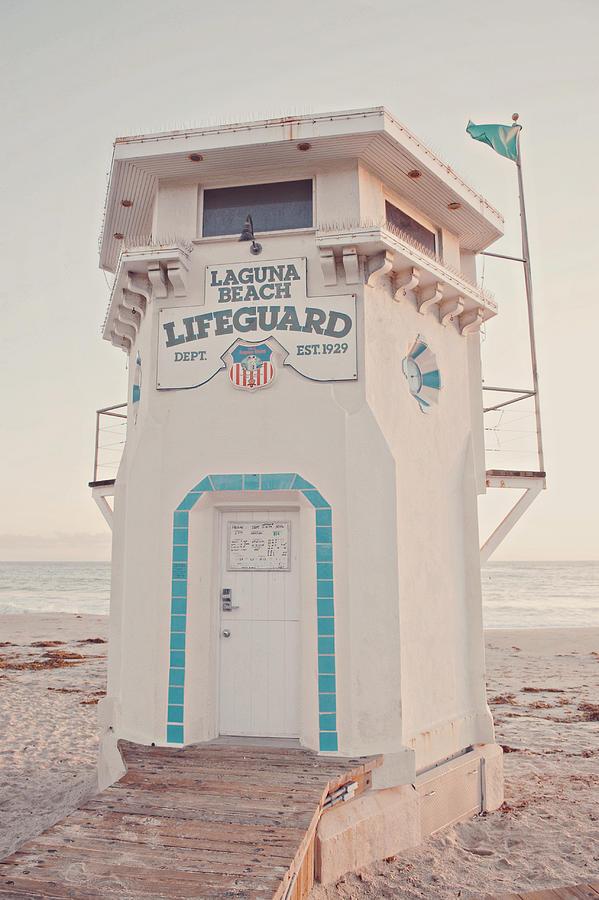 Laguna Beach Photograph - Laguna beach by Nastasia Cook