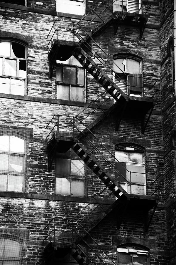 Bradford Photograph - Lift Out by Jez C Self