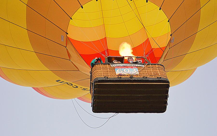 Liftoff by AJ Schibig