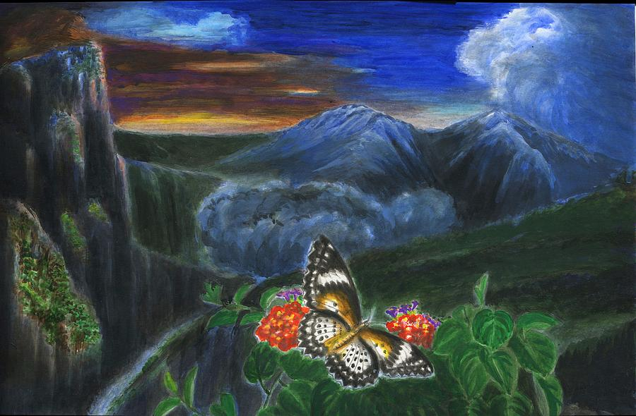 Light And Life 8 Painting by Zong Yi