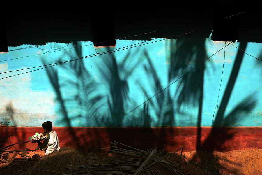 Asia Photograph - Light And Shadows by Marji Lang