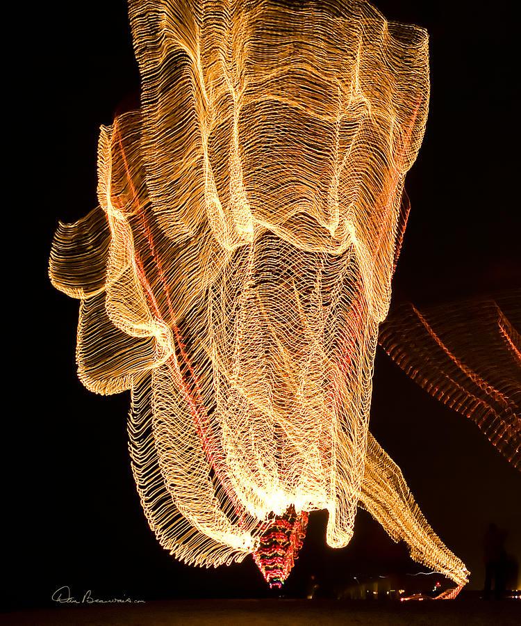 Light Dance 2254 Photograph