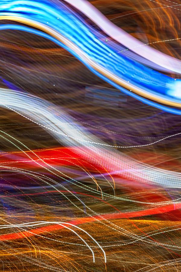 Light Flow Photograph
