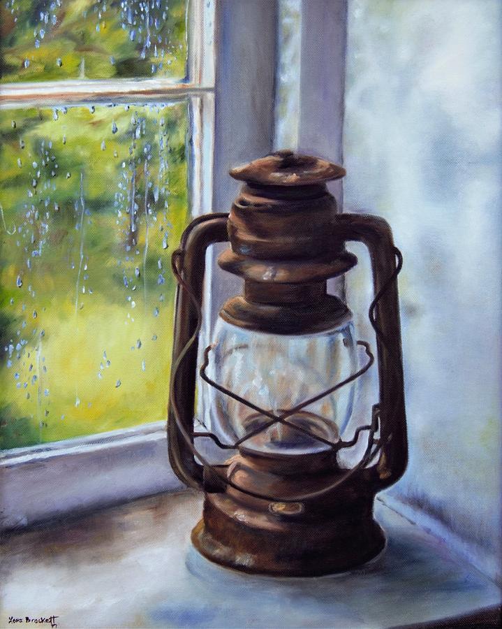Light in the Window by Lori Brackett