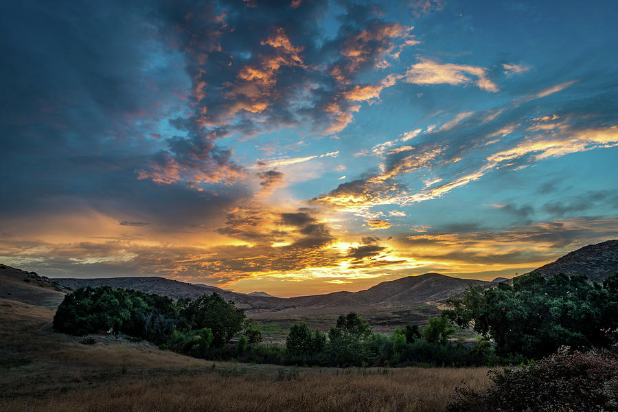 San Diego Photograph - Light Over Hollenbeck by Tracy Schultze