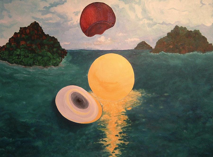 Light Painting - Light Revealed  by Nancy Brockett
