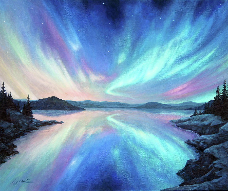 Light Storm by Lucy West