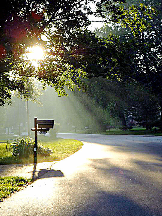 Landscape Photography Photograph - Light The Way Home by Guy Ricketts